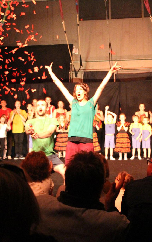 Cirq'en Bulles école de cirque à Mouscron